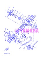 STARTER CLUTCH for Yamaha VP250 2013