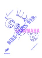 STARTER MOTOR for Yamaha VP250 2013