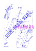 STEERING for Yamaha VP250 2013