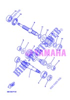 TRANSMISSION for Yamaha VP250 2013