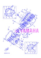 COVER   ENGINE 1 for Yamaha WR 125 R 2013
