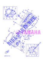 COVER   ENGINE 1 for Yamaha WR 125 X 2013
