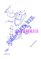 COVER 1 for Yamaha WR 125 X 2013