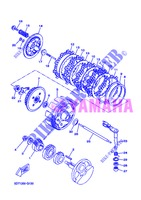 STARTER CLUTCH for Yamaha WR 125 X 2013
