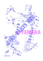 STEERING 2 for Yamaha WR 125 X 2013