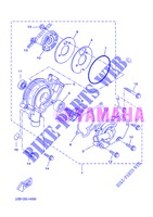 WATERPUMP / HOSES for Yamaha WR 125 X 2013