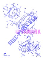 COVER   ENGINE 1 for Yamaha WR450F 2013