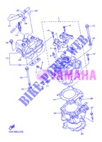 CYLINDER for Yamaha WR450F 2013