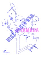 HANDLEBAR & CABLES for Yamaha WR450F 2013