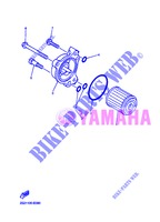 OIL FILTER for Yamaha WR450F 2013