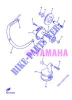 OIL PUMP for Yamaha WR450F 2013