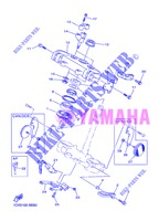 STEERING for Yamaha WR450F 2013