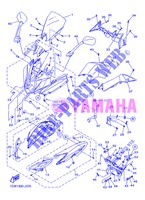 COVER 1 for Yamaha DIVERSION 600 F 2013
