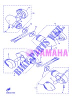 INDICATOR for Yamaha DIVERSION 600 F 2013