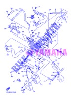 RADIATOR / HOSES for Yamaha DIVERSION 600 F 2013