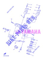STEERING for Yamaha DIVERSION 600 F 2013