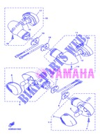INDICATOR for Yamaha DIVERSION 600 F ABS 2013