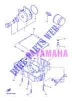 OIL FILTER for Yamaha DIVERSION 600 F ABS 2013