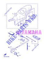 SEAT for Yamaha DIVERSION 600 F ABS 2013