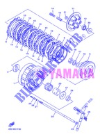 STARTER CLUTCH for Yamaha DIVERSION 600 F ABS 2013