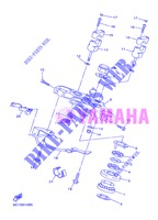 STEERING for Yamaha DIVERSION 600 F ABS 2013