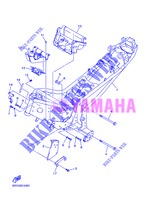 FRAME for Yamaha XJ6N 2013