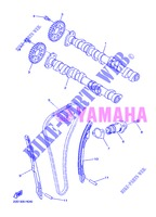 CAMSHAFT / TIMING CHAIN for Yamaha XJ6N 2013