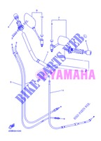 HANDLEBAR & CABLES for Yamaha XJ6N 2013