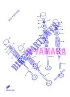 VALVE for Yamaha XJ6N 2013
