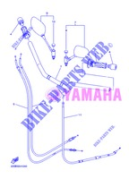 HANDLEBAR & CABLES for Yamaha XJ6NA 2013