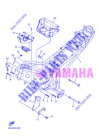 FRAME for Yamaha XJ6NA 2013