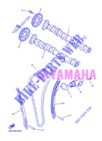 CAMSHAFT / TIMING CHAIN for Yamaha XJ6NA 2013