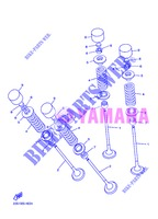 VALVE for Yamaha XJ6NA 2013