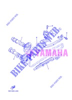CAMSHAFT / TIMING CHAIN for Yamaha XP500 2013