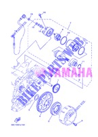 STARTER MOTOR for Yamaha XP500 2013