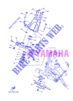 STEERING for Yamaha XP500 2013