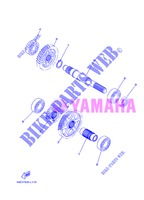 TRANSMISSION for Yamaha XP500 2013