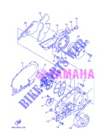 COVER   ENGINE 1 for Yamaha XP500A 2013