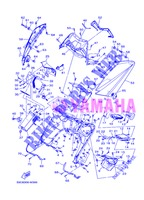LEG SHIELD for Yamaha XP500A 2013