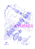 STARTER MOTOR for Yamaha XP500A 2013