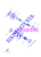 TRANSMISSION for Yamaha XP500A 2013