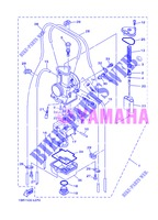 CARBURETOR for Yamaha YZ125 2013