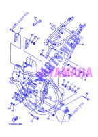 FRAME for Yamaha YZ125 2013