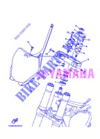 STEERING for Yamaha YZ125 2013