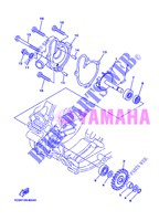 WATERPUMP / HOSES for Yamaha YZ125 2013