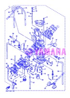 CARBURETOR for Yamaha YZ250F 2013