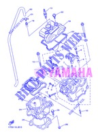 CYLINDER for Yamaha YZ250F 2013