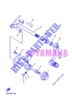 GEAR SHIFT SHAFT / LEVER for Yamaha YZ250F 2013
