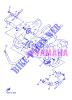 OIL PUMP for Yamaha YZ250F 2013