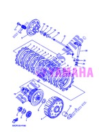STARTER CLUTCH for Yamaha YZ250F 2013